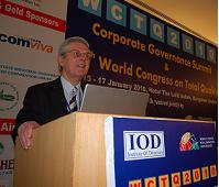 Prof. Coulson-Thomas, Bangalore Jan 2010